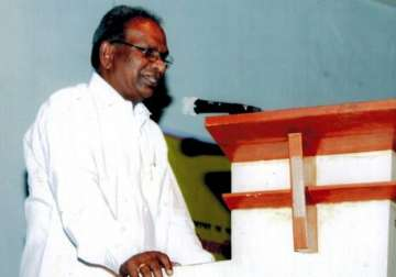 Dalit writer stabbed to death at his home in...