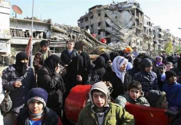 Suicide attack kills 25 in Damascus Justice...