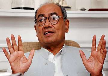 Digvijay Singh's 'mismanagement' and the...