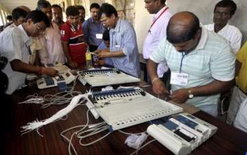 MCD elections to be held on April 22 through EVMs...