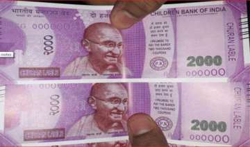 Another ATM in Delhi dispenses fake Rs 2,000 note...