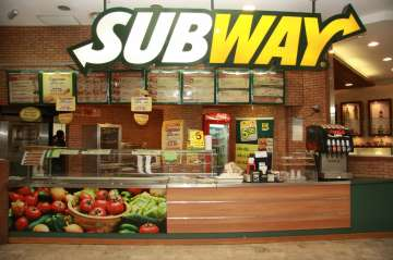 Subway will open 100 new outlets in the coming...