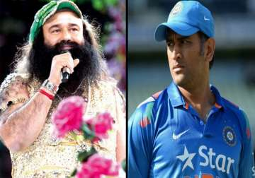 Dhoni, Ram Rahim, Neerja Bhanot among those...