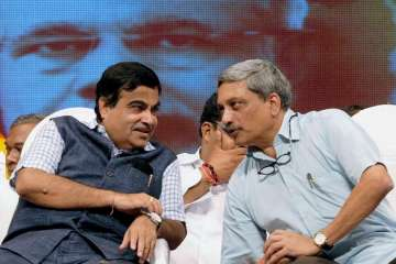 Manohar Parrikar to be new Goa Chief Minister,...