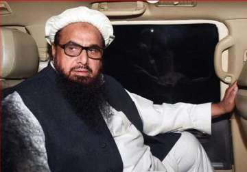 India has asked Pak to put Hafiz Saeed on trial...