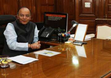Arun Jaitley takes additional charge of Ministry...