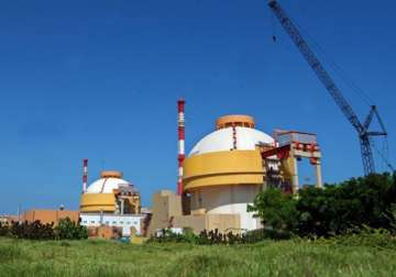 Second n-plant at Kudankulam to restart by...