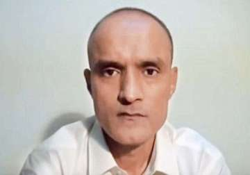 File pic - Will not extradite Indian 'spy'...