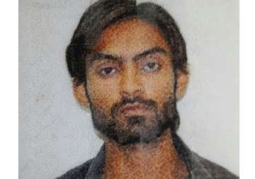 File pic of Saifullah who was killed in encounter...