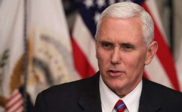 Pence used his personal email account to conduct...