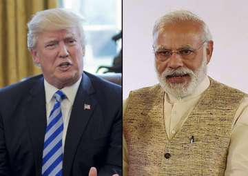 Trump looking forward to hosting Modi later this...