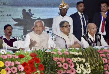 Nitish Kumar hints at 'landmark action'...