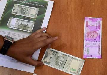 Know the cost of printing new Rs 500 and Rs 2,000...