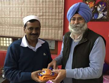 AAP's HS Phoolka to be Leader of Opposition in...