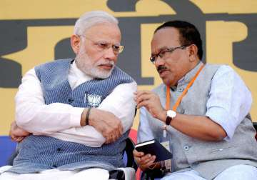 Goa Chief Minister Laxmikant Parsekar lost from...