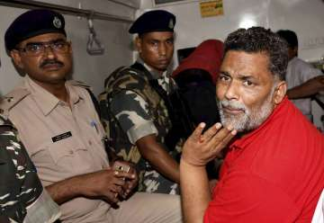 MP Pappu Yadav arrested after high-voltage drama...