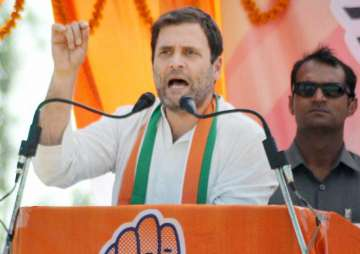 Rahul Gandhi said Modi has grown old and must be...