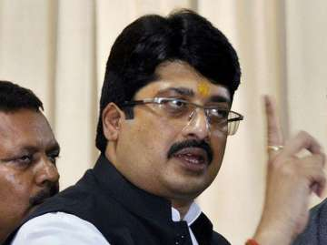 Case against Raja Bhaiya after death of witness...