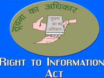 RTI applications can be filed orally: Government ...