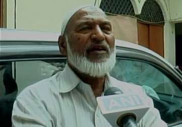 Sartaj Ahamad, father of killed ISIS militant...