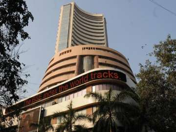 Nifty ends at an all-time high of 9,173, Sensex...