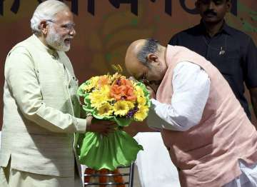 BJP set to form government in Manipur - India TV