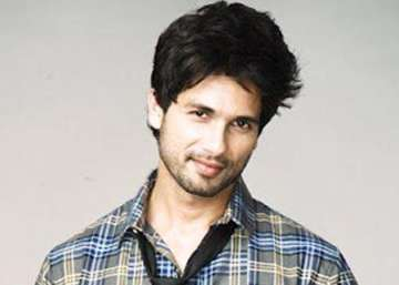 Shahid Kapoor- India Tv - India TV