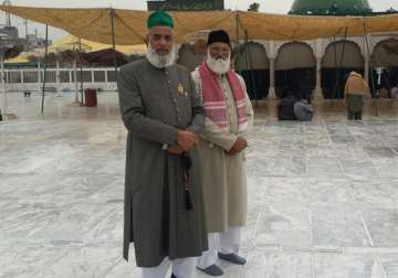 India takes up matter of missing Sufi priests...