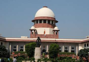 File pic of SC of India - India TV
