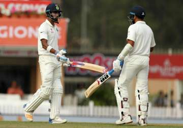India reach 120/1 after Smith takes Australia to...