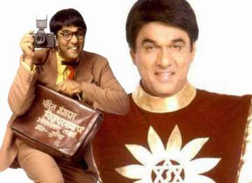 Shaktimaan is coming back on TV - India TV