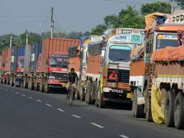 Truckers to go on indefinite strike from April 1...