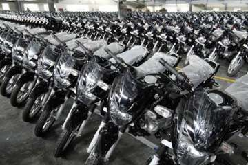 Two-wheeler sales to close FY17 with 7-8 pc...