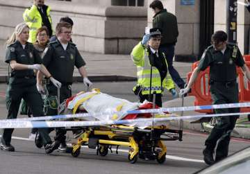 Police officer knifed in terrorist incident in...