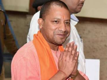 File pic of CM Yogi Adityanath - India TV