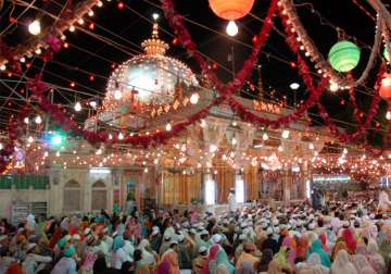 The deewan of the Sufi shrine had asked Muslims...