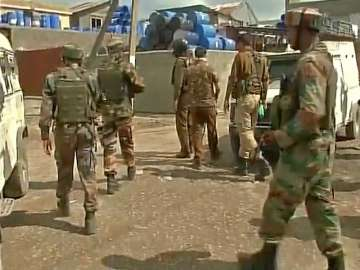 Militants attack Army convoy in Kashmir,...