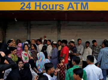 Availability of cash in ATMs worsens in few...