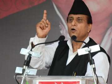 Azam Khan, Samajawadi Party, Vigilance, Cow