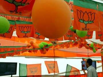 Representational pic - BJP's two-day National...