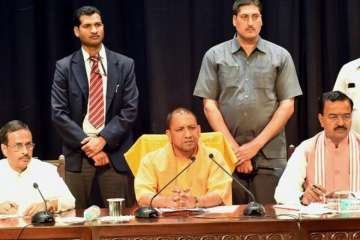 CM Yogi to chair second cabinet meet today; 24-hr...