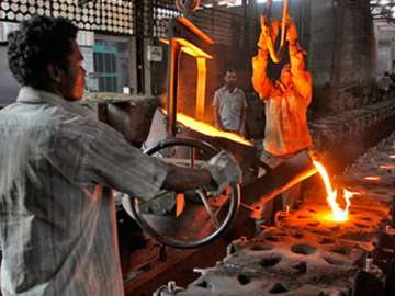 Representational pic - Eight core sector growth...