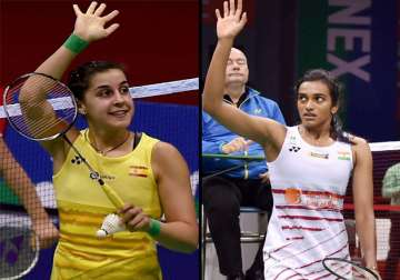 India Open: Sindhu to take on Carolina Marin in...