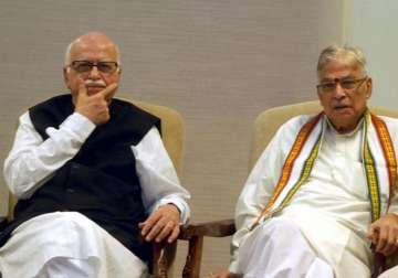Advani, Joshi, others to face criminal conspiracy...