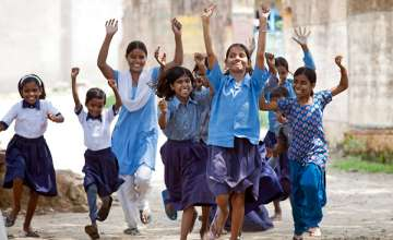 Finally, the girls are smiling! - India TV