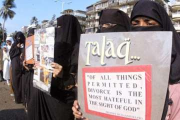Man fined Rs 75,000 for divorcing his wife by...