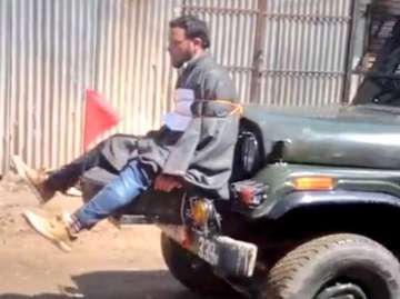 Indian Army, Viral Video, CRPF, Jeep