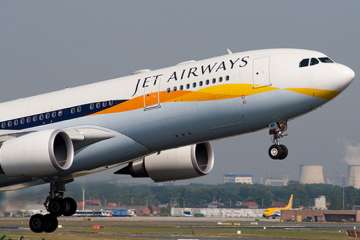 Jet's Indian pilots not to fly with foreign...