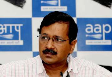 Kejriwal fumes after LG cancels AAP's office...