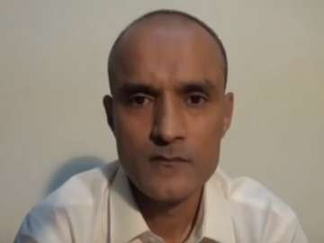 File pic of Kulbhushan Jadhav - India TV